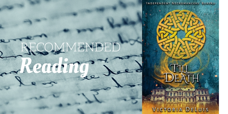 Recommended Reading: Till Death by Victoria DeLuis