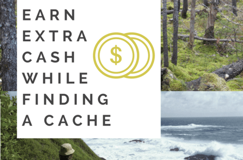 Earn Extra Cash While Finding a Cache