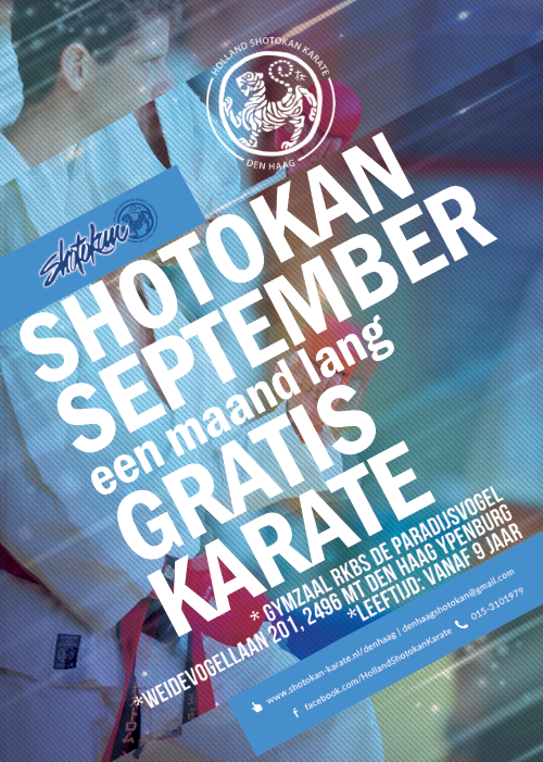 karate vechtsport Ypenburg