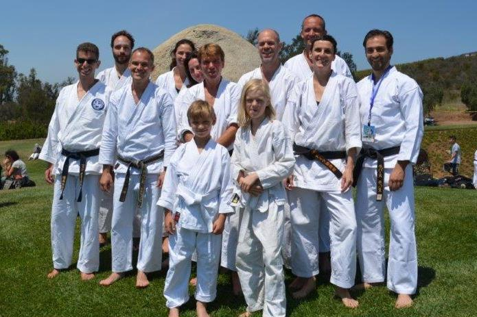 60-jarig jubileum Shotokan Karate of America