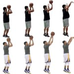 Stephen Curry Shooting Form Training Season 2 Test 1