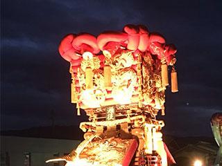 大野原神社秋季大祭