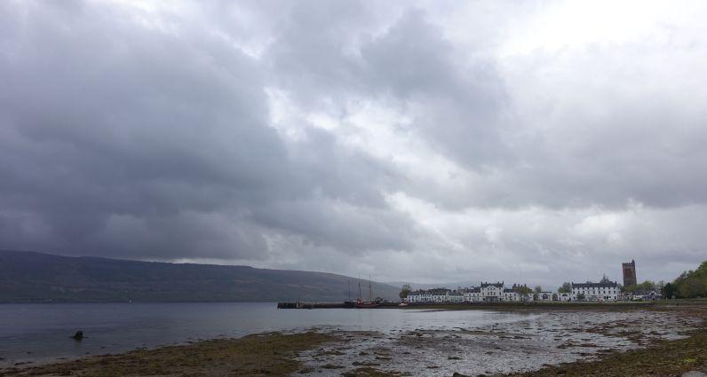 Inveraray and Loch Fyne