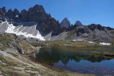 Laghi dei Piani and Tre Cime