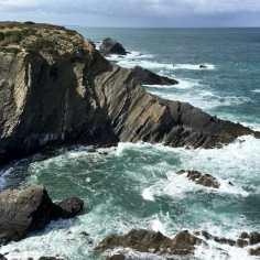 South of Praia das Adegas