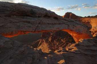 Dawn at Mesa Arch, Canyonlands National Park