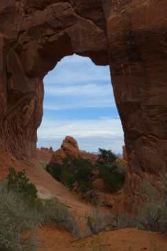 Pine Tree Arch, Arches National Park