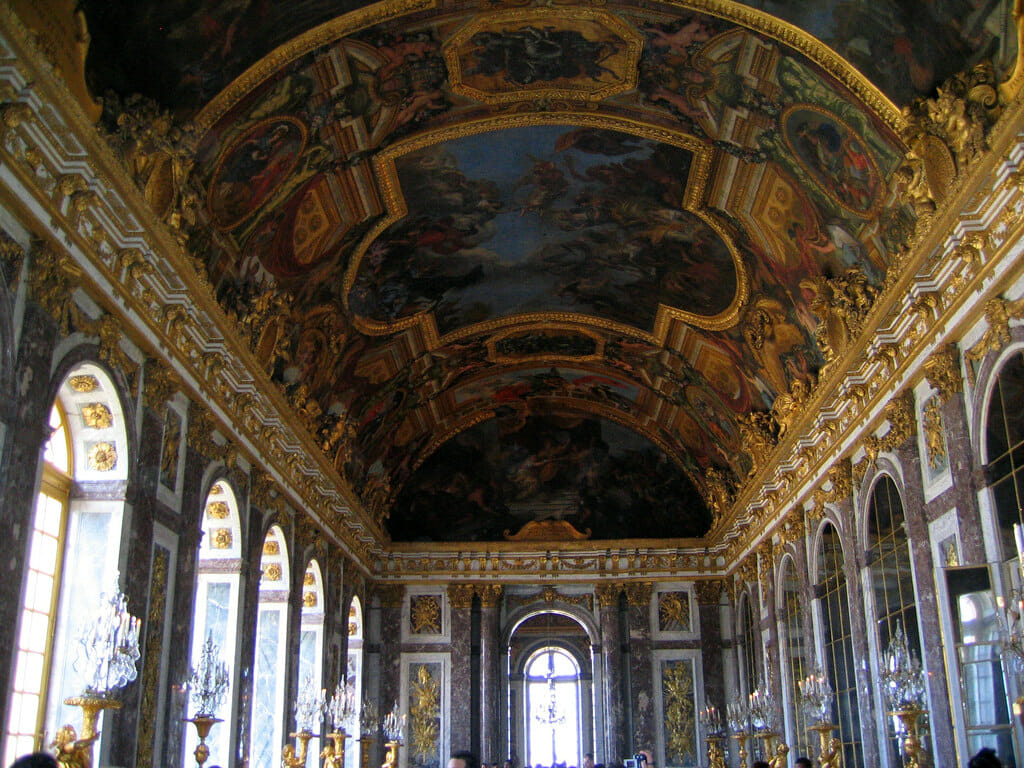 Hall of Mirrors (Galerie des Glaces), Versailles