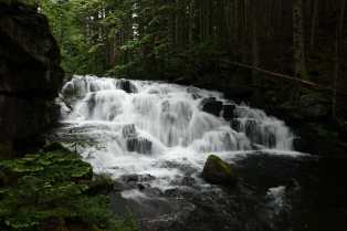 Upper Mackintosh Falls