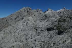 Peaks of the Central Massif