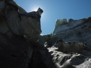 Les Bossons Glacier