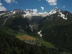Views from Aiguillette des Posettes