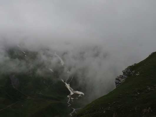 Valle des Glaciers