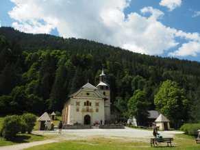 Eglise Notre Dame de la Gorge