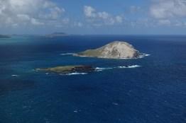 Rabbit Island from Makapu'u Point