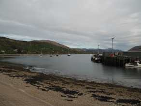 Ullapool and Loch Broom, Scotland