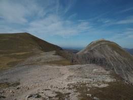view toward Ruadh-Stac Mor