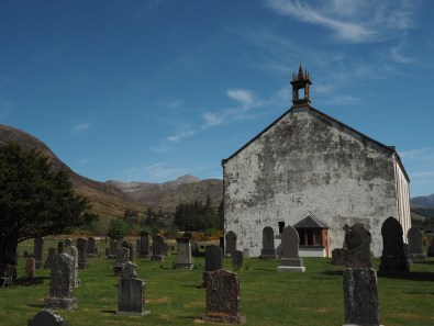 Lochcarron East Church