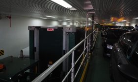 Mezzanine deck