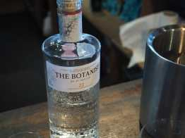 Botanist Gin at Bruichladdich