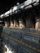 Ingersoll Rand Marine Diesel, Yankee Fork Gold Dredge