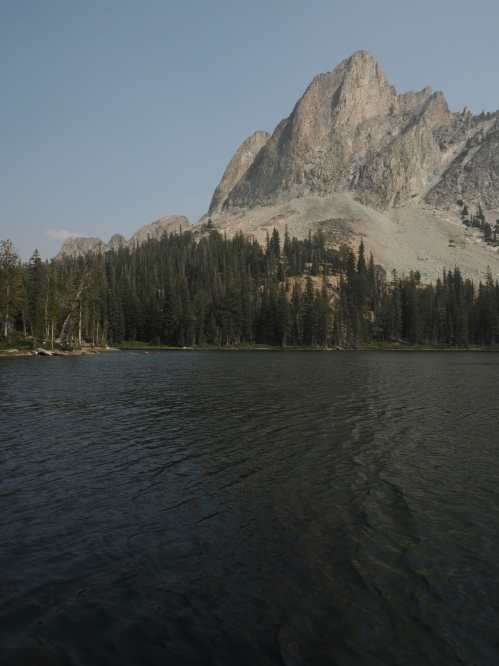 El Capitan and Alice Lake