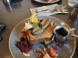 Brioche French Toast at Vudu Larder, Queenstown