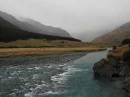West Matukituki river