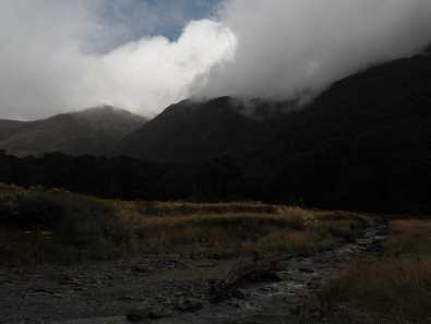 along the West Matukituki track