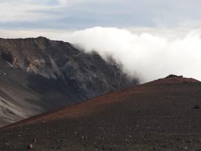 Along the sliding sands trail, Haleakalā, Maui