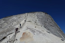 The Cables on Half Dome