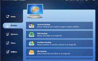 AOMEI Backupper 4.1.0 Review