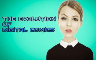 The Evolution of Digital Comics