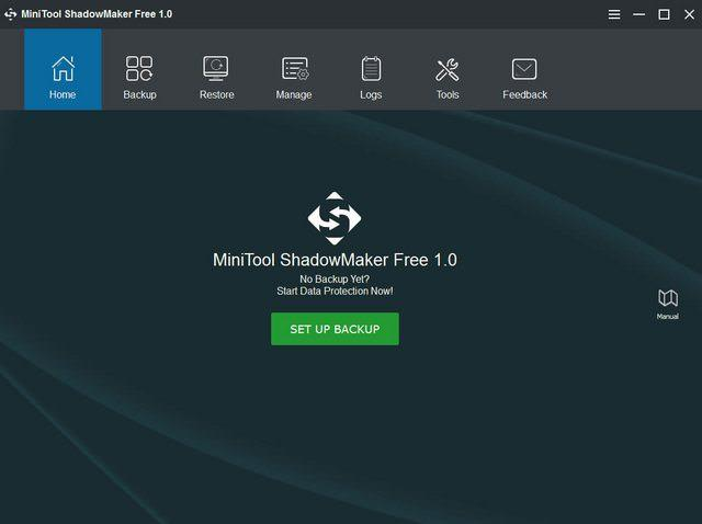 Review of MiniTool ShadowMaker Free