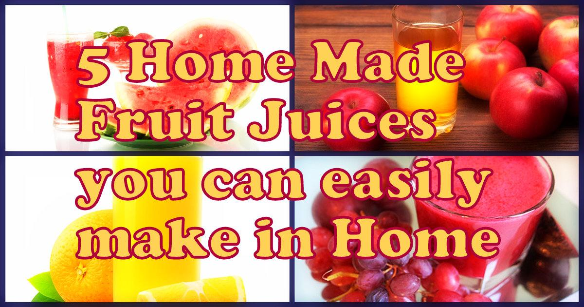 Summer Juices