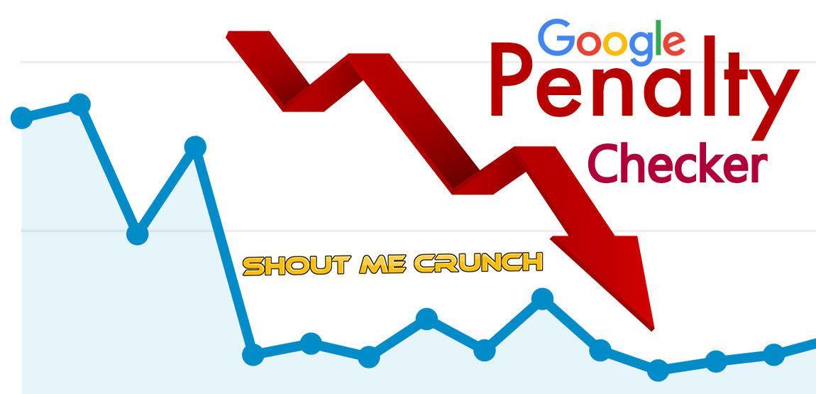 google penalty check