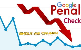 Google Penalty – How to Check?