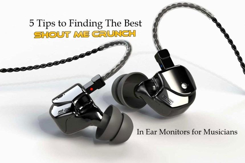 Best-In-Ear-Monitor