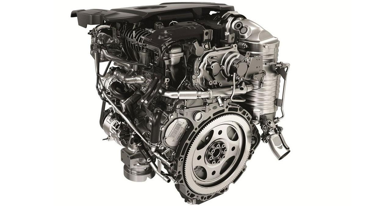Range-Rover-Engine
