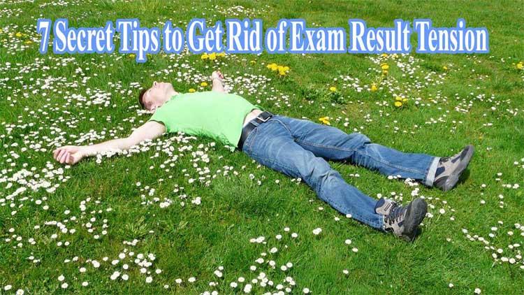 Exam Result Tension