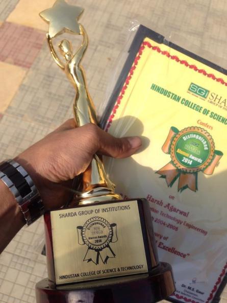 Entrepreneurship award