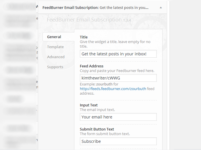 best feedburner email subscription form plugin