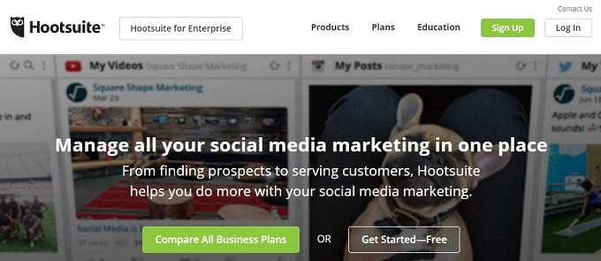 Social Media Marketing with Hootsuite