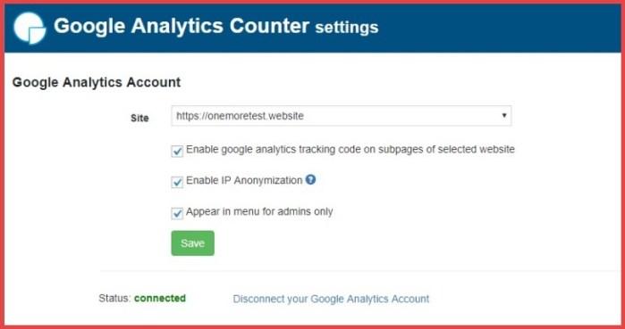 best wordpress google analytics plugin