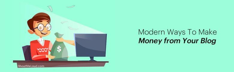 Modi per fare soldi dal tuo blog