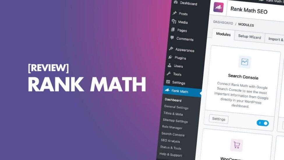 Rank Math SEO İncelemesi
