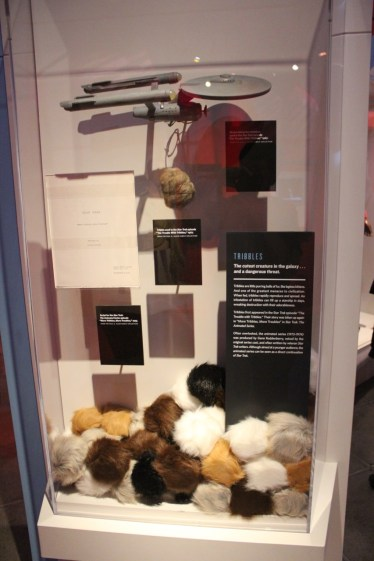 The trouble with tribbles.