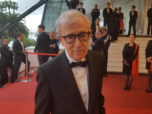 "Woody Allen's Delayed ""Rainy Day in New York"" Set for Opening in 16 Countries, Beginning End of This Month"