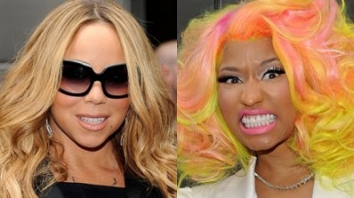 nicki and mariah feud-showbizbites