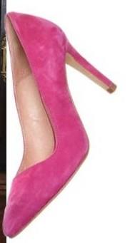 Sarah Jessica shoe fashion-showbizbites